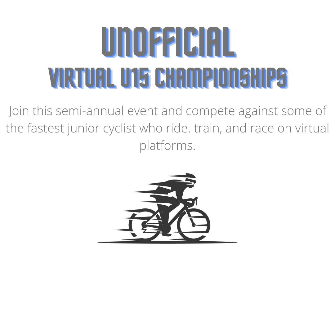 Unofficial virtual U15 champs